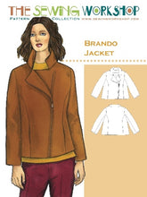 Load image into Gallery viewer, The Sewing Workshop: Brando Jacket