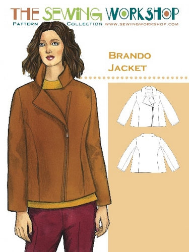 The Sewing Workshop: Brando Jacket