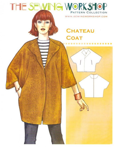 The Sewing Workshop: Chateau Coat