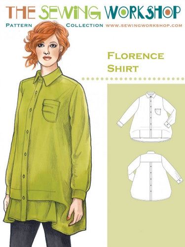 The Sewing Workshop: Florence Shirt