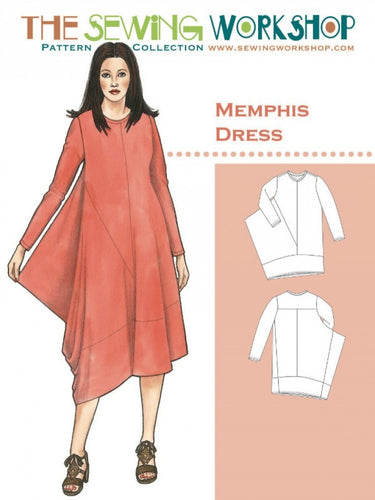 The Sewing Workshop: Memphis Dress