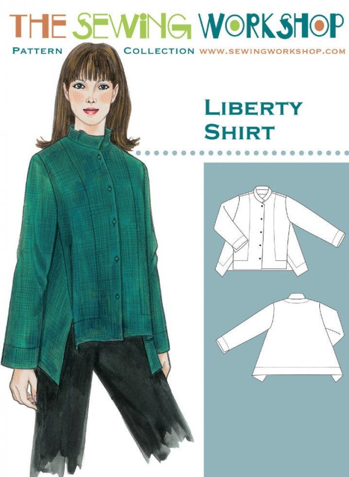 The Sewing Workshop: Liberty Shirt
