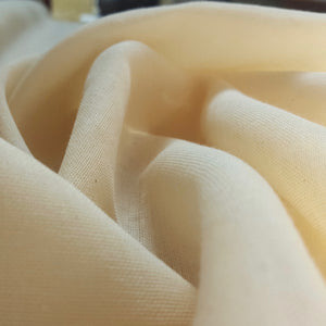 Organic Cotton Muslin Fabric, Undyed & Unfinished