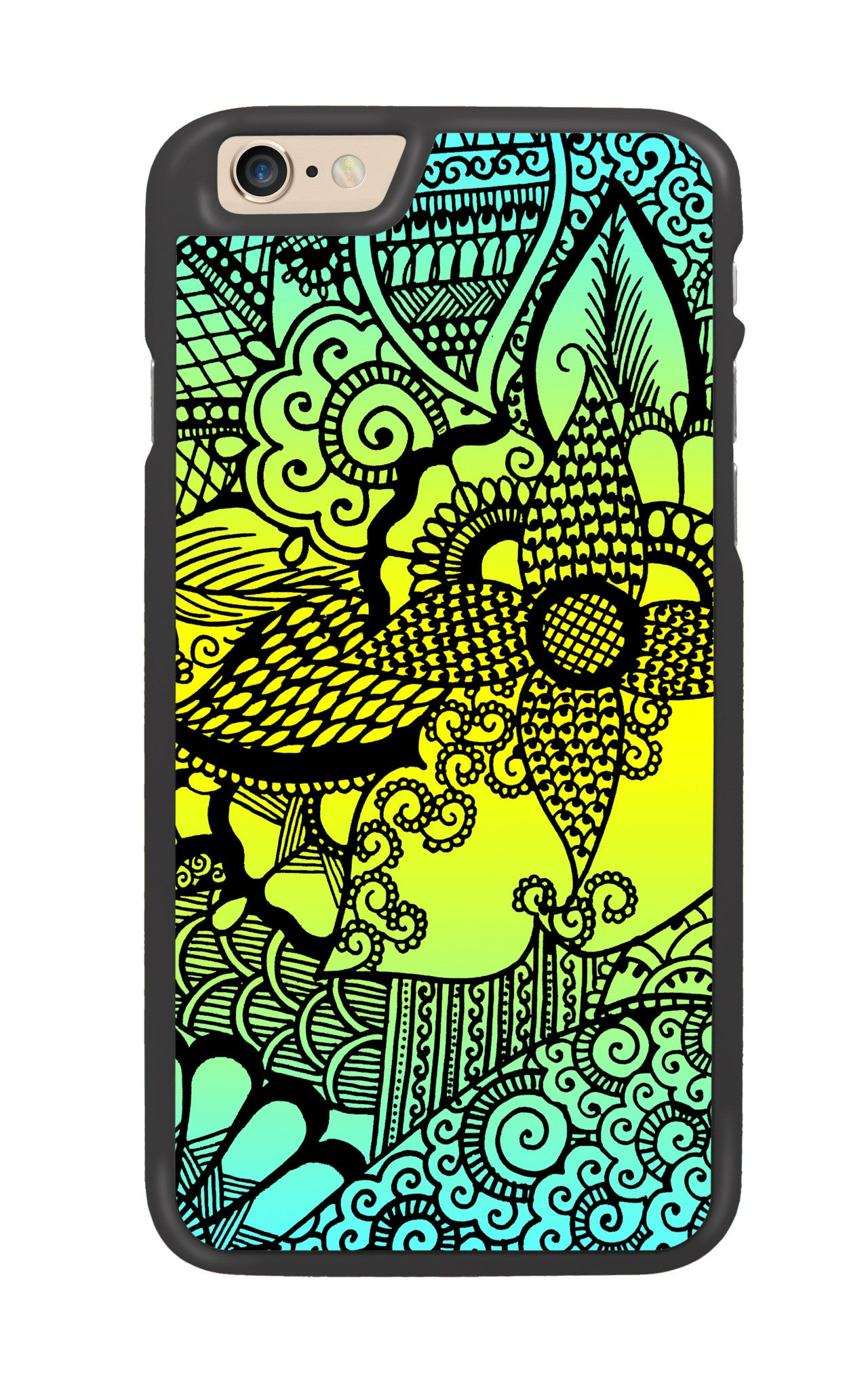 Cool Indian Summer Designer Hard Back Case by Simran - Zing Cases  - 2