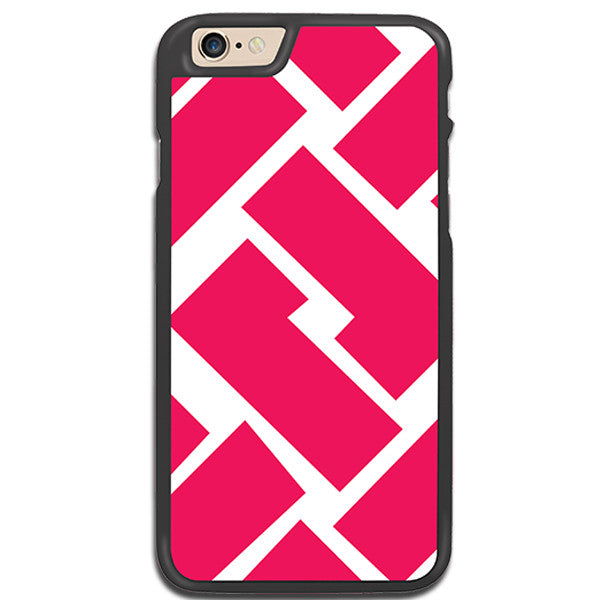 Pink Blocks Designer Cases by Asad - Zing Cases