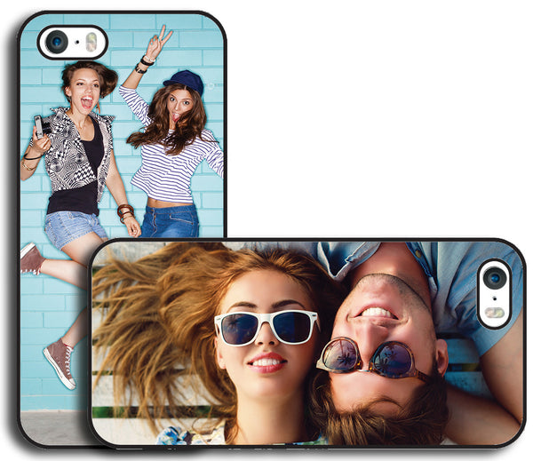 Custom Personalized Photo Hard Case for Apple iPhone 5 5S - Zing Cases