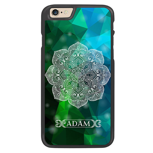 Personalised Full Geometric Mandala Design Designer Case By Viktoria - Zing Cases  - 2
