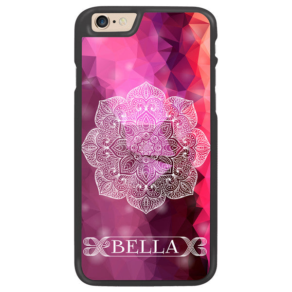 Personalised Full Geometric Mandala Design Designer Case By Viktoria - Zing Cases  - 1