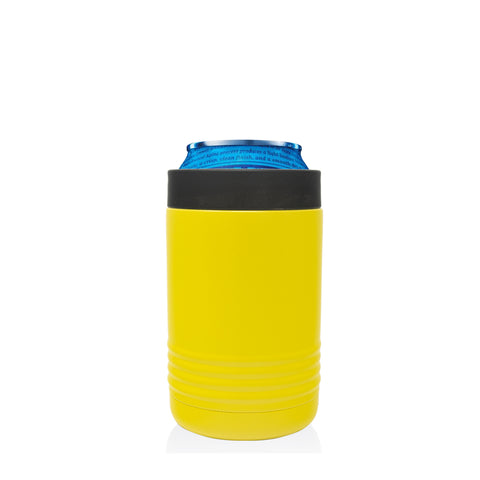 12 Can Koozie | Yellow
