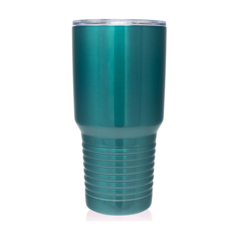 30oz Tumbler | HD Teal