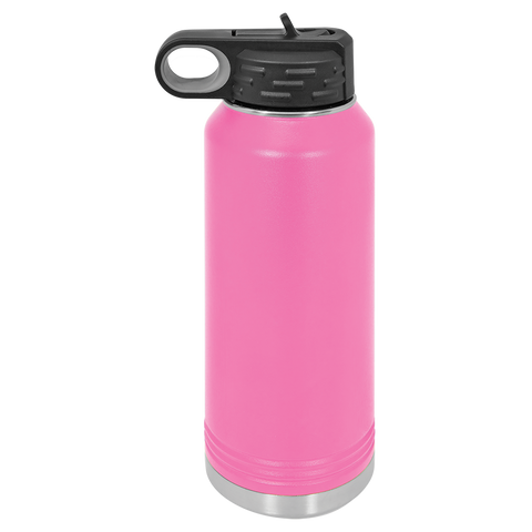 32oz Water Bottle | Pink