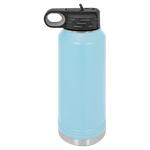 32oz Water Bottle | Light Blue