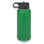 32oz Water Bottle | Green