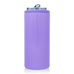 12oz Slim Can Koozie | Light Purple