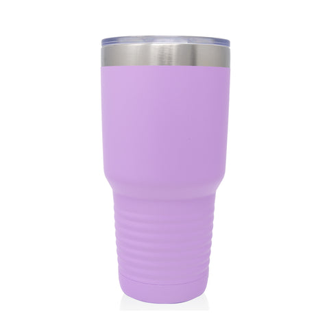 30oz Tumbler | Matte Light Purple