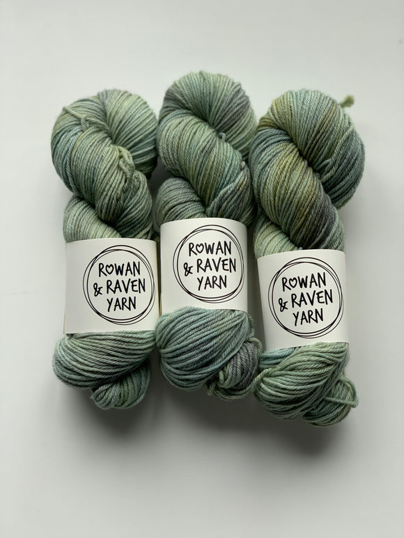 Seafoam - ECO Worsted Squish