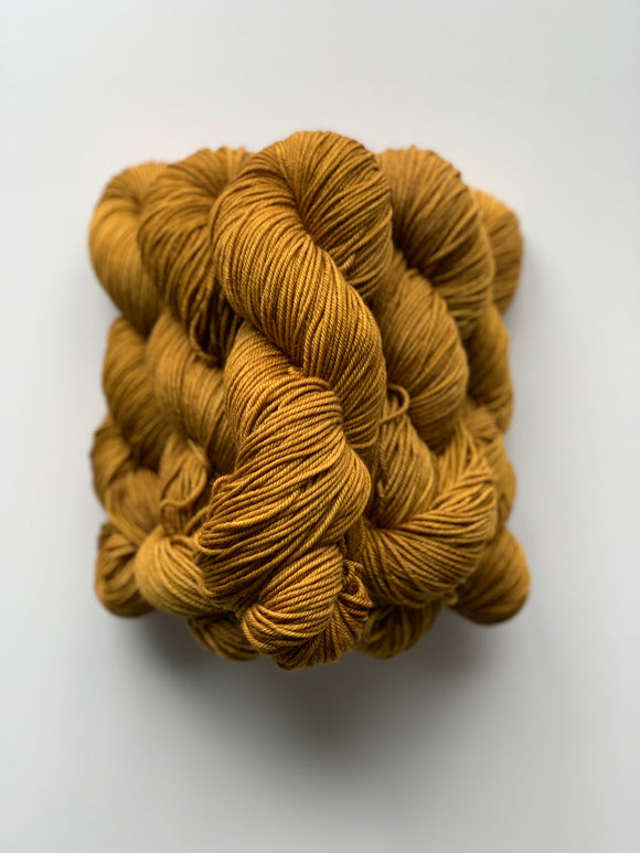 Harvest Gold - Worsted Squish