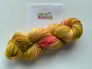 Let's BOOgie - Worsted Squish