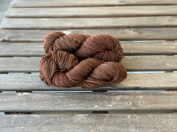 Mary Janes - Worsted Squish