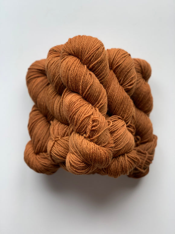 Burnt Orange - BFL Squish
