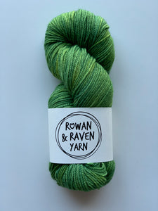 Lime Green Party - BFL Squish
