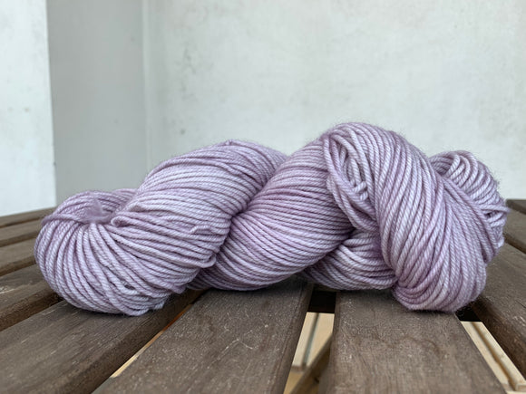 Pale Lavender - Worsted Squish