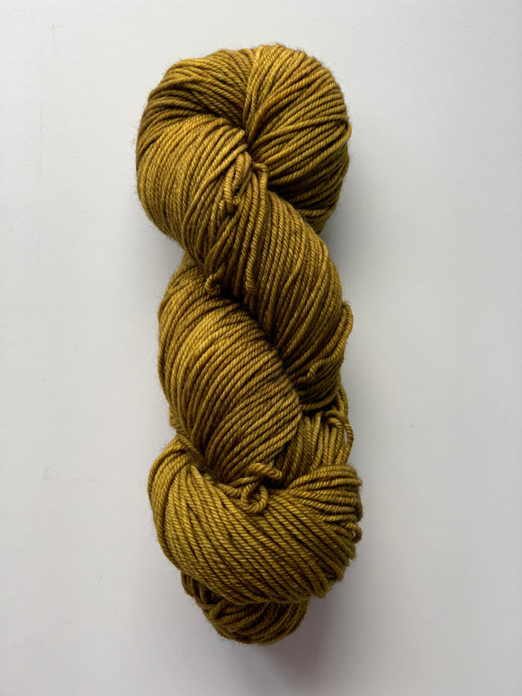 Mustard-Olive - Worsted Squish