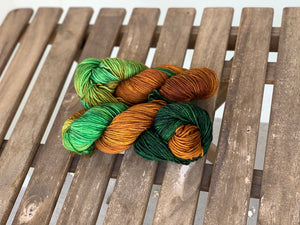 Earthen - Worsted Squish