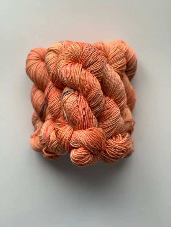 Tiger Lily - Worsted Squish