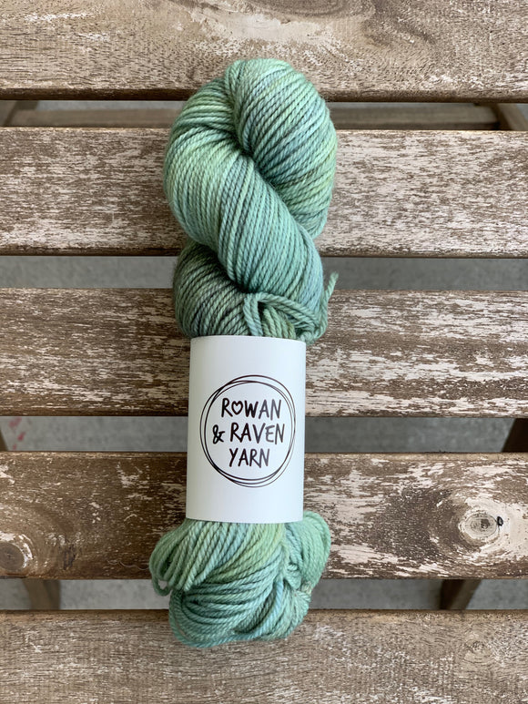 Seafoam - Sock Squish HALVES