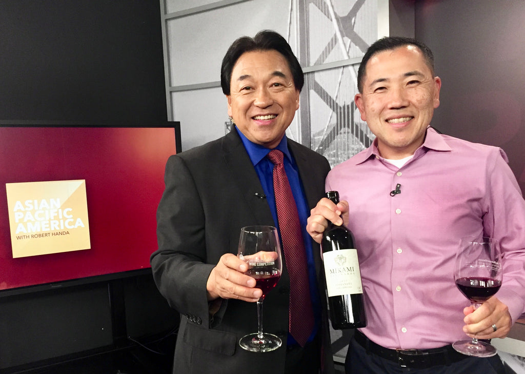 NBC Bay Area Features Mikami Vineyards