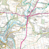 Map Canvas - Personalised Ordnance Survey Explorer Map (optional inscription) - Love Maps On... - 6