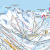 Piste Map Poster - Three Valleys