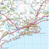 Map Placemats - Personalised Ordnance Survey Landranger Map - Love Maps On... - 2