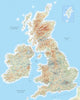 Map Wallpaper  - British Isles Wallpapers and Murals- Love Maps On...