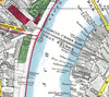 Map Wallpaper - London Streetmap - Stanford's Map of London 1891 - Love Maps On... - 3