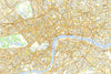 Map Poster - Custom Ordnance Survey Streetmap - Love Maps On... - 4