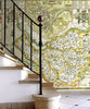 Map Wallpaper - Vintage County Map - Cheshire - Love Maps On... - 2