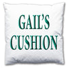 Personalised Name Cushion - Love Maps On... - 4