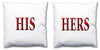 Word Cushions - set of Two - Love Maps On... - 53
