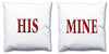 Word Cushions - set of Two - Love Maps On... - 54