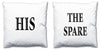 Word Cushions - set of Two - Love Maps On... - 4