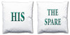 Word Cushions - set of Two - Love Maps On... - 38