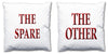 Word Cushions - set of Two - Love Maps On... - 65