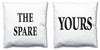 Word Cushions - set of Two - Love Maps On... - 16