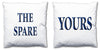 Word Cushions - set of Two - Love Maps On... - 34