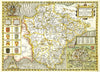 Map Wallpaper - Vintage County Map - Devon - Love Maps On... - 5
