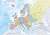Map Poster - Map of Europe for Schools - Love Maps On... - 4