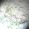 Map Canvas - Personalised Ordnance Survey Landranger Map (optional inscription) - Love Maps On... - 5