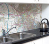 Ceramic Map Tiles - Personalised Ordnance Survey Explorer Map - Love Maps On... - 1